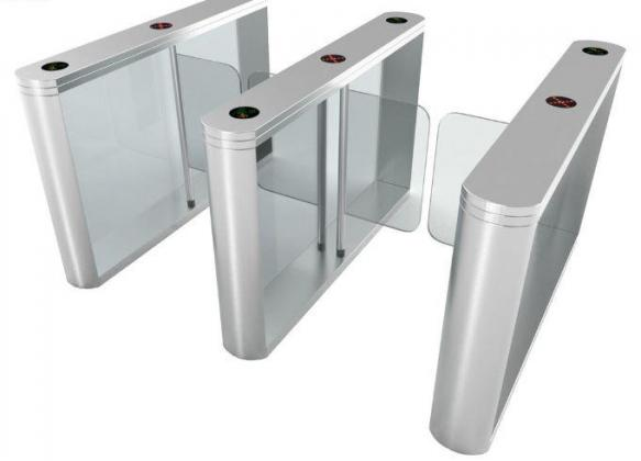 Security Swing Gate Turnstile Barrier By HIPHEN SOLUTIONS SERVICES LTD.