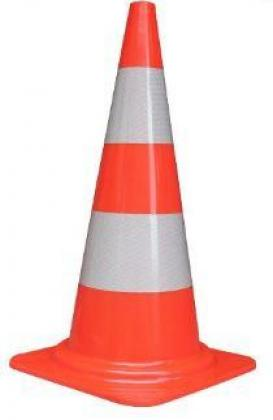 Security Traffic Cone By HIPHEN SOLUTIONS SERVICES LTD.