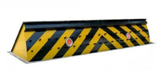 Security Traffic Retractable Barrier Gate By HIPHEN SOLUTIONS SERVICES LTD.
