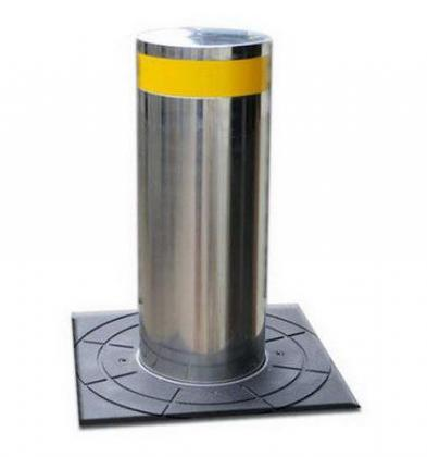 Stainless Steel Hydraulic Retractable Barrier Gate Bollard By HIPHEN SOLUTIONS SERVICES LTD.