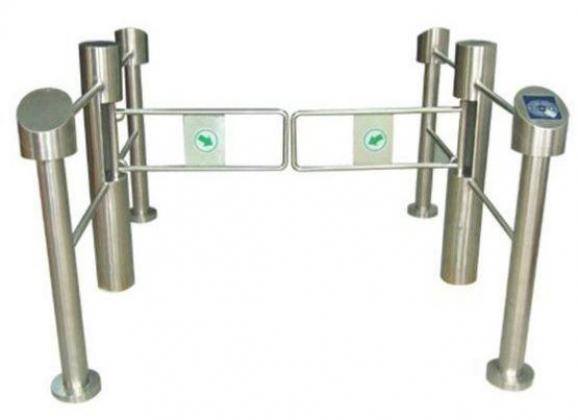Swing Barrier Barrier Bidirection Access Control Gate  By HIPHEN SOLUTIONS SERVICES LTD.