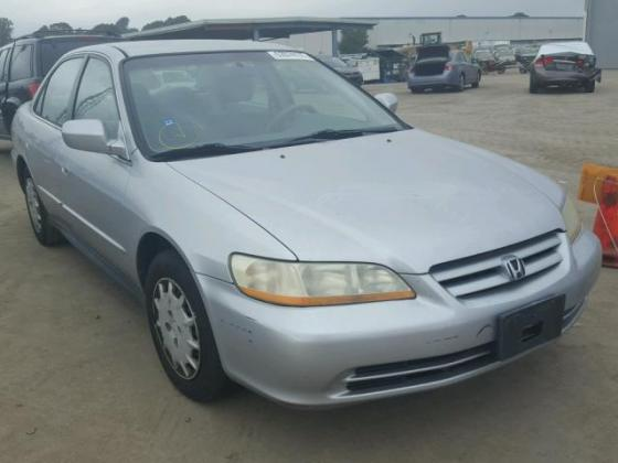VERY GOOD SOUND 2001 HONDA ACCORD FOR SALE CALL 09031964927