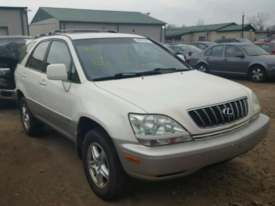 2001 LEXUS RX300 FOR SALE CALL 09031964927