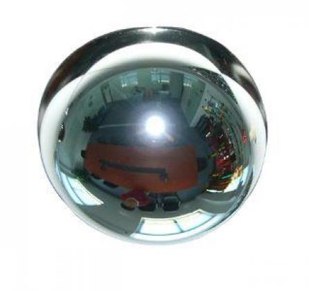 Wall Convex Security Mirror By HIPHEN SOLUTIONS SERVICES LTD.