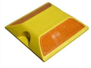 High Strength Reflective Plastic Road Stud  By HIPHEN SOLUTIONS SERVICES LTD.