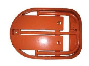 Stainless Steel Car Parking Space Safety Lock By HIPHEN SOLUTIONS SERVICES LTD.