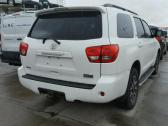2007 TOYOTA  SEQUOIA FOR SALE AT AUCTION PRICE CALL MR AZA THOMAS  ON 09031964927