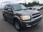 2007 TOYOTA  SEQUOIA FOR SALE AT AUCTION PRICE CONTACT ON 09031964927