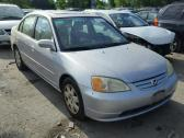 VERY GOOD SOUND 2002 HONDA CIVIC FOR SALE CALL MR AZA THOMAS ON 09031964927