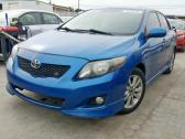 2009 TOYOTA COROLLA  FOR SALE CALL 09031964927