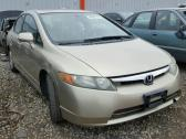VERY GOOD SOUND 2007 HONDA CIVIC FOR SALE CALL MR AZA THOMAS ON 09031964927