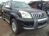 Toyota Prado for sale.