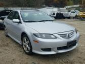2005 MAZDA 6 FOR SALE FOR AUCTION PRICE