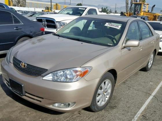 2004 TOYOTA CAMRY FOR SALE CALL 08067816891 ₦300,000