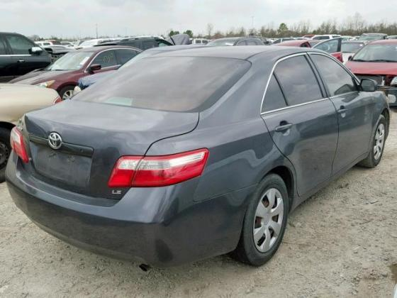 CLEAN 2007 TOYOTA CAMRY FOR SALE AT AUCTION PRICE CALL 08067816891