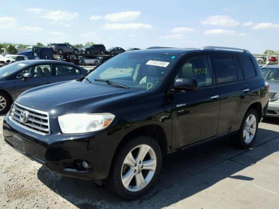 FOR SALE 2010 TOYOTA HIGHLANDER AT AUCTION PRICE CALL 08067816891 FOR FULL DETAILS