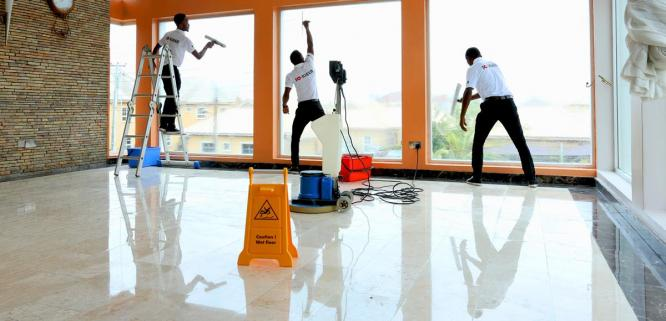 Cleaning Company in Nigeria
