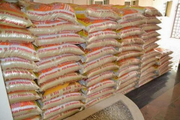 50KG BAG OF RICE AND GROUNDNUT OIL 25LITRES CONTACT US ON 07062833115