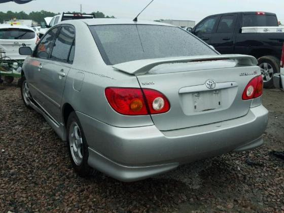 TOYOTA COROLLA 2004 MODEL