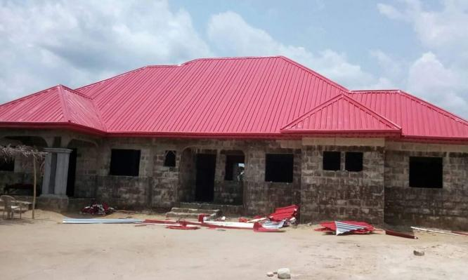 The Best Quality Aluminium Roofing Sheets in Nigeria