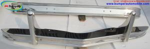 Citroen 2CV bumper in stainless steel (1948–1990)