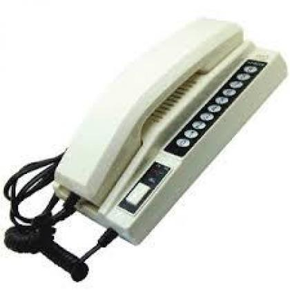 Intercom Communication System For Business