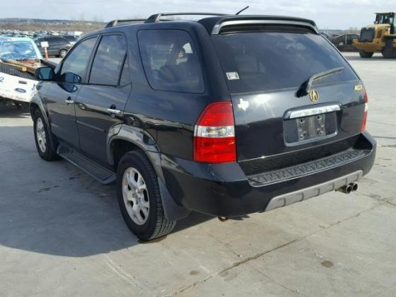 2002 CLEAN ACURA MDX JEEP FOR SALE AT AUCTION PRICE CALL 08067816891