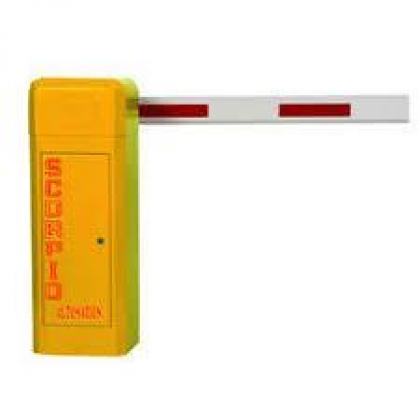 Boom Barrier access control system by ezilife technology
