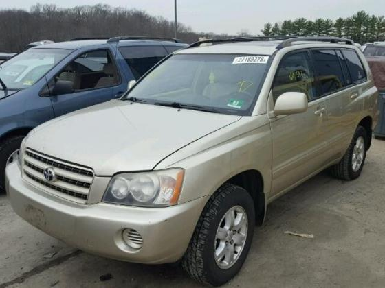 Clean toyota highlander for sales