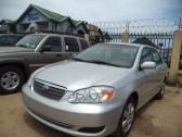 2005 Neat Toyota corolla urgently for sale