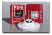 Fire / Smoke Alarm Detector System By Ezilife