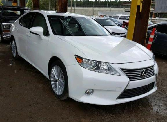 AUCTION LEXUS ES350 2015 MODEL CONTACT US ON 07062833115