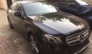 AUCTION MERCEDES BENZ E300 2017 MODEL