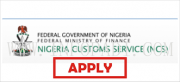 NIGERIA CUSTOM SERVICE REPLACEMENT PROGRAM 2019/2020 BATCH A
