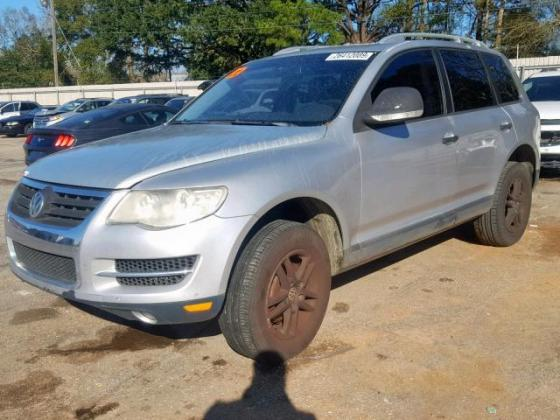 2002 VOLKSWAGEN TOUAREG 2 V6  IN A PERFECT WORKING CONDITION CONTACT SELLER 07089208062