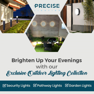 Shop Outdoor Lighting Fixtures Online | Home Exterior Lights in Nigeria