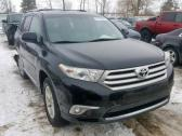 2010 TOYOTA HIGHLANDER BASE  Sparkling sound engine 07089208062