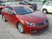2005 VOLKSWAGEN PASSAT S PURE RED WITH CHILLING AIR CONDITION CONTACT SELLER 07089208062