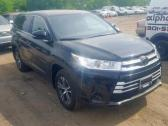 2018 TOYOTA HIGHLANDER LE  WITH SOUN D ENGINE CONTACT SELLER 07089208062
