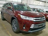 2014 TOYOTA HIGHLANDER SE IN A PERFECT WORKING CONDITION CONTACT SELLER 07089208062