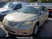 AUCTION TOYOTA CAMRY 2007 MODEL