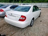 White Toyota Camry 2004 for sale