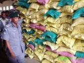 NIGERIA CUSTOM SERVICE 2019 AUCTION RICE #7,500 PER 50KG BAG CALL 08162438989