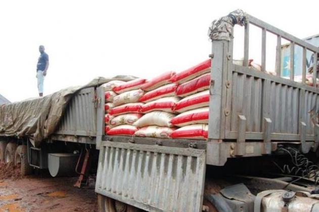 Rice For sale @ 6500 naira per bag