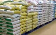 Christmas Cheap Rice Auction and sales