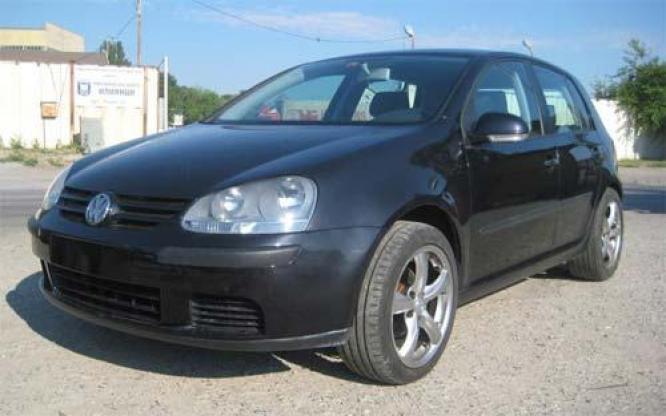 2004 Vw Golf V 1.6fsi N1.337 - Autos