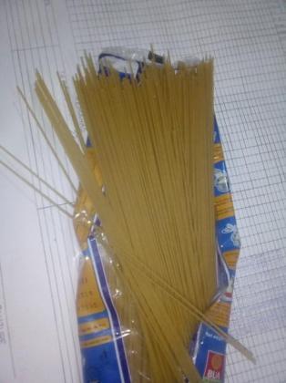 BUA Pasta 10KG Slim Spaghetti Carton