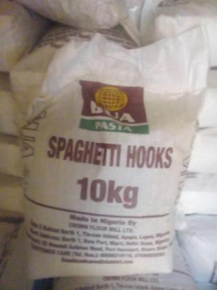 BUA Pasta 10KG Spaghetti Hooks