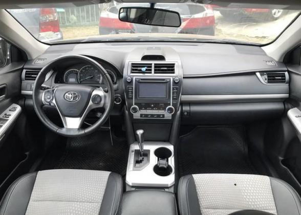 Toyota camry 2012 model