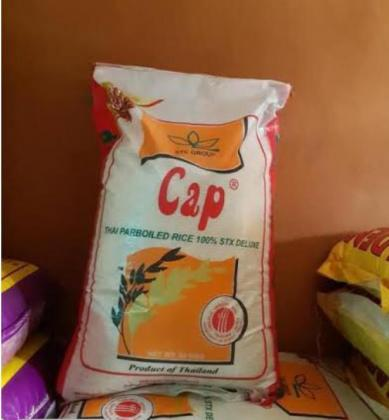 Cap rice for sale at a very cheap price. Contact 08032101381